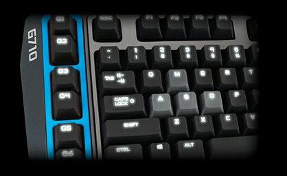 羅技 G710 PLUS BLUE 機械遊戲鍵盤 青軸