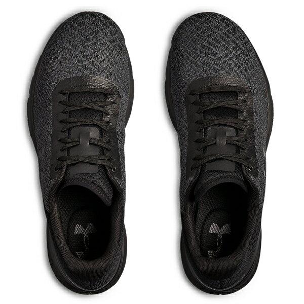 《下殺69折》Shoestw【3020333-003】UNDER ARMOUR UA 慢跑鞋 Charged Escape 2 全黑 碳黑 男生 3