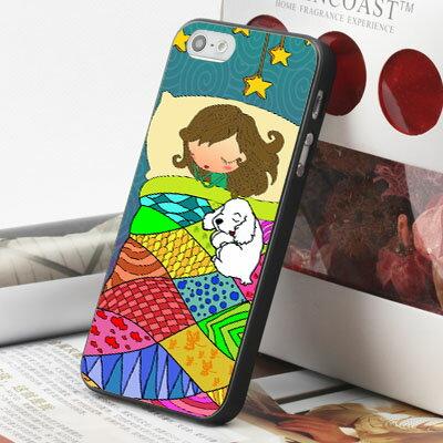 [機殼喵喵] Apple iPhone 6 6S i6 i6P i6S 手機殼 外殼 客製化 水印工藝 WZ029 睡美人