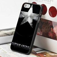 美國隊長周邊商品推薦[機殼喵喵] Apple iPhone 6 6S i6 i6P i6S 手機殼 外殼 客製化 水印工藝 WZ117 復仇者聯盟 美國隊長