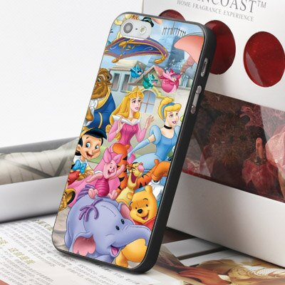 [機殼喵喵] Apple iPhone 6 6S i6 i6P i6S 手機殼 外殼 客製化 水印工藝 WZ167 童話世界 公主