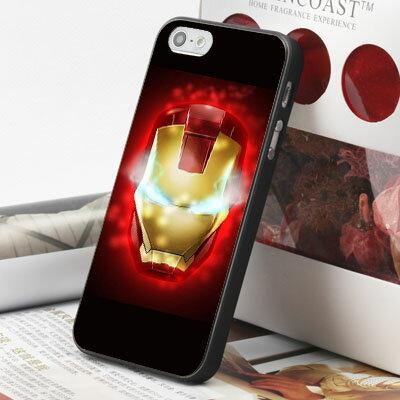 [機殼喵喵] Apple iPhone 6 6S i6 i6P i6S 手機殼 外殼 客製化 水印工藝 WZ175 復仇者聯盟 鋼鐵人