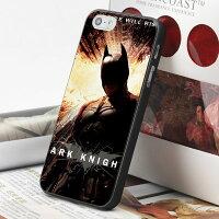 蝙蝠俠與超人周邊商品推薦[機殼喵喵] Apple iPhone 6 6S i6 i6P i6S 手機殼 外殼 客製化 水印工藝 WZ202 蝙蝠俠