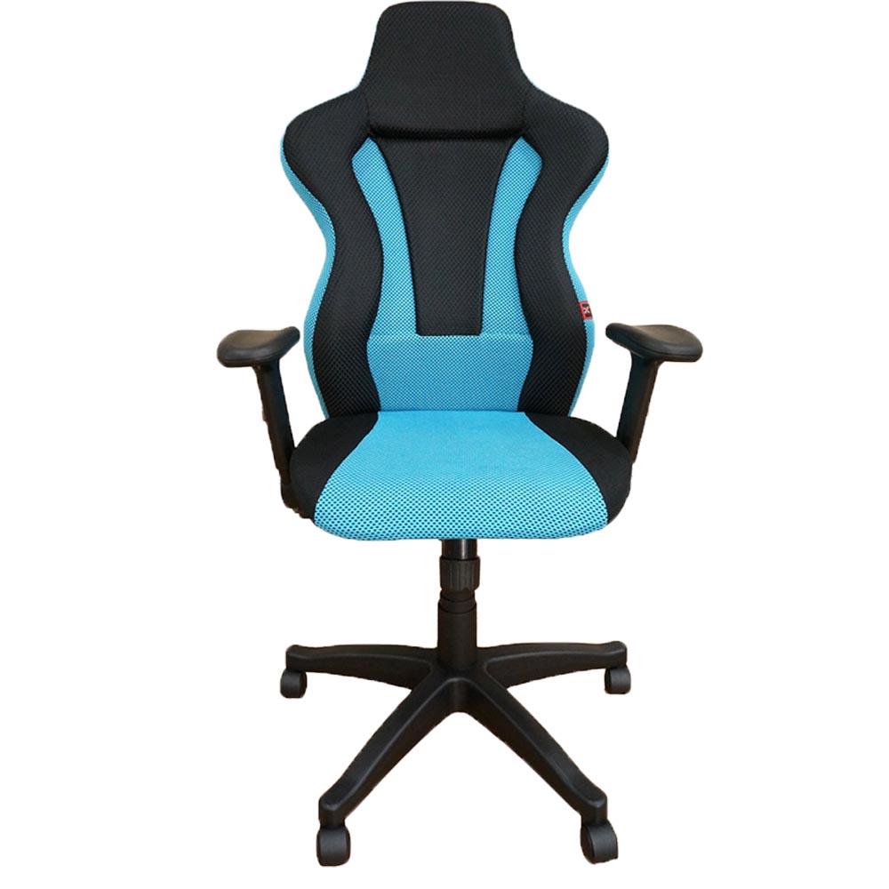 電腦椅/辦公椅/收納椅 Caesar凱薩收納扶手網座賽車椅電腦椅(免運費)日光生活館~618年中慶