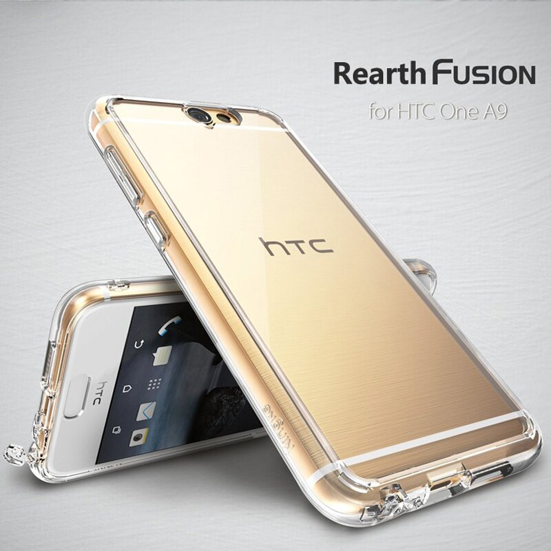 REARTH HTC A9一體成形 防塵塞款 保護殼套