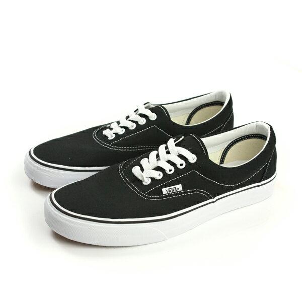 VANS Era 休閒鞋 黑色 男女鞋 C501299 no306