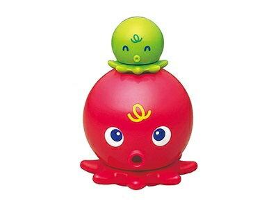 日本【ToyRoyal 樂雅】  洗澡玩具 -章魚 0