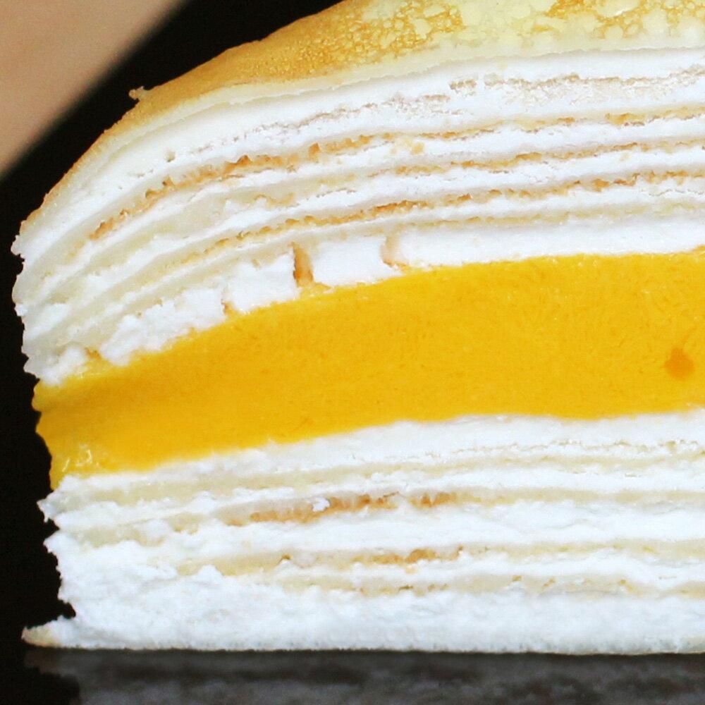 【塔吉特】芒果奶凍千層(8吋)★APP下單滿1000領券折100 4