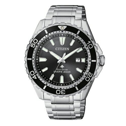 CITIZEN 星辰PROMASTER 深海潛水 流線腕錶  200米  BN0190-8