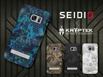 SEIDIO New SURFACE™ x KRYPTEK 迷彩聯名保護殼 for Samsung Galaxy S7