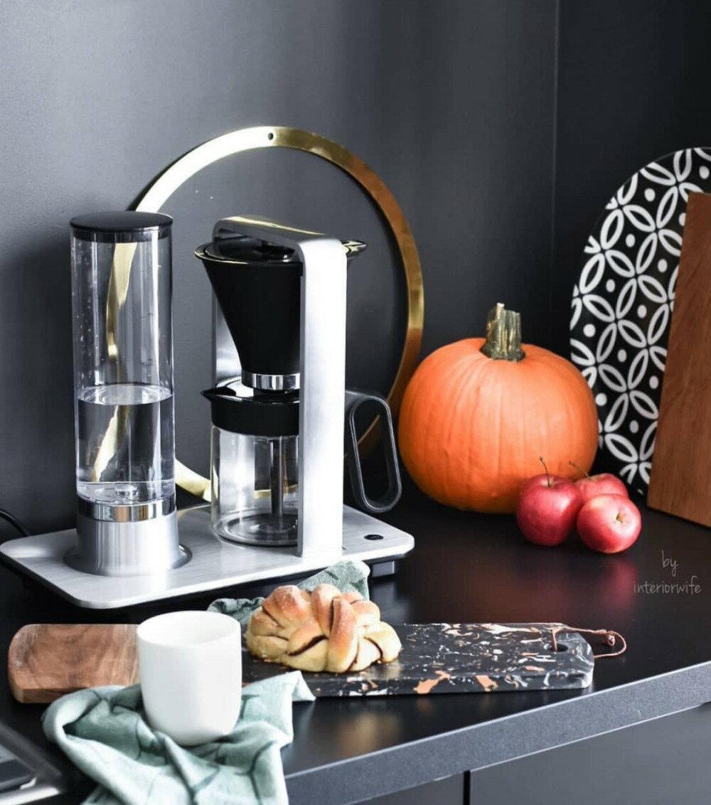 《贈Svart冠軍濾杯》【挪威Wilfa】Svart 北歐滴漏式咖啡機 4