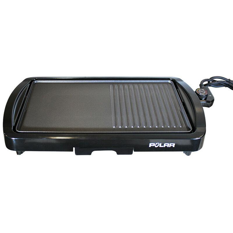 【POLAR普樂多功能電烤盤】烤肉架 燒烤機 烤肉機 牛排機 電烤爐 無煙烤盤【AB388】 1