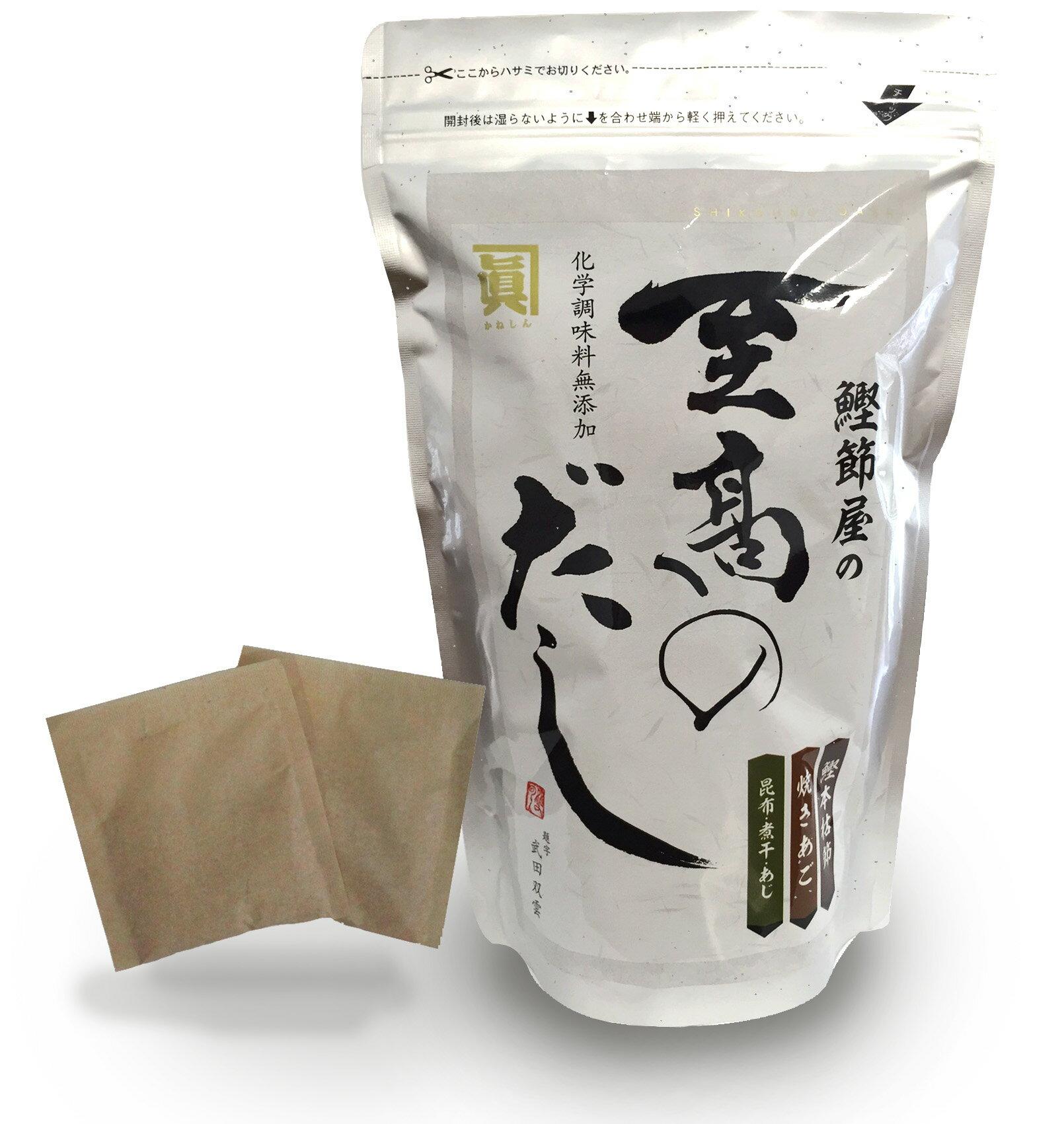 鹿兒島名產/ 鰹魚昆布黃金高湯包240g(8g×30袋)