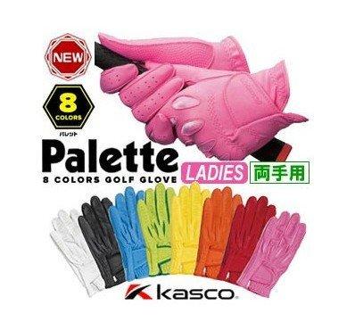 ~buytake~KASCO 多色款女用手套 SF~1515LW  八色  高爾夫球 手套