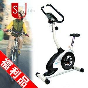 【U-Style】專業級!!磁控飛輪健身車(福利品)(室內腳踏車自行車.飛輪車飛輪式美腿機.運動健身器材.推薦哪裡買) C111-1060
