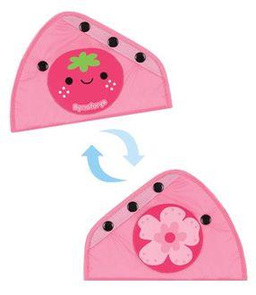 『121婦嬰用品館』拉孚兒 安全帶高度調整套 -草莓 0
