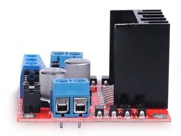 *生活好漾* L298N 步進馬達驅動器適用於實驗室、學生模組、電子材料、Arduino套件