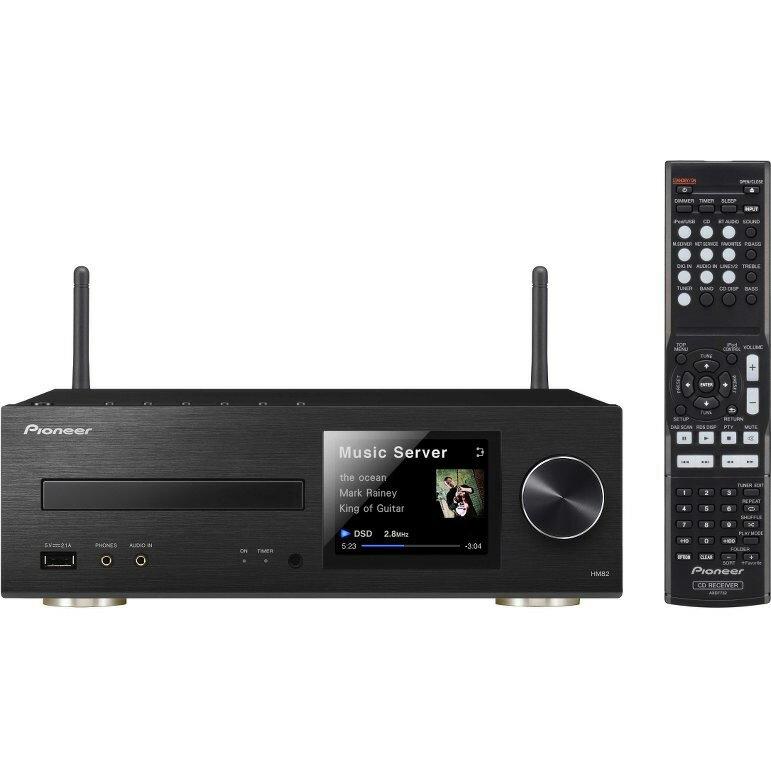 <br/><br/>  先鋒 Pioneer 網絡播放多功能擴大機  XC-HM82-K<br/><br/>