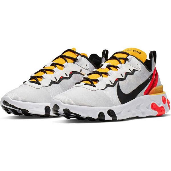 ✬樂天雙11整點特賣✬ NIKE REACT ELEMENT 55 休閒鞋 輕量 男鞋 -BQ6166102 1