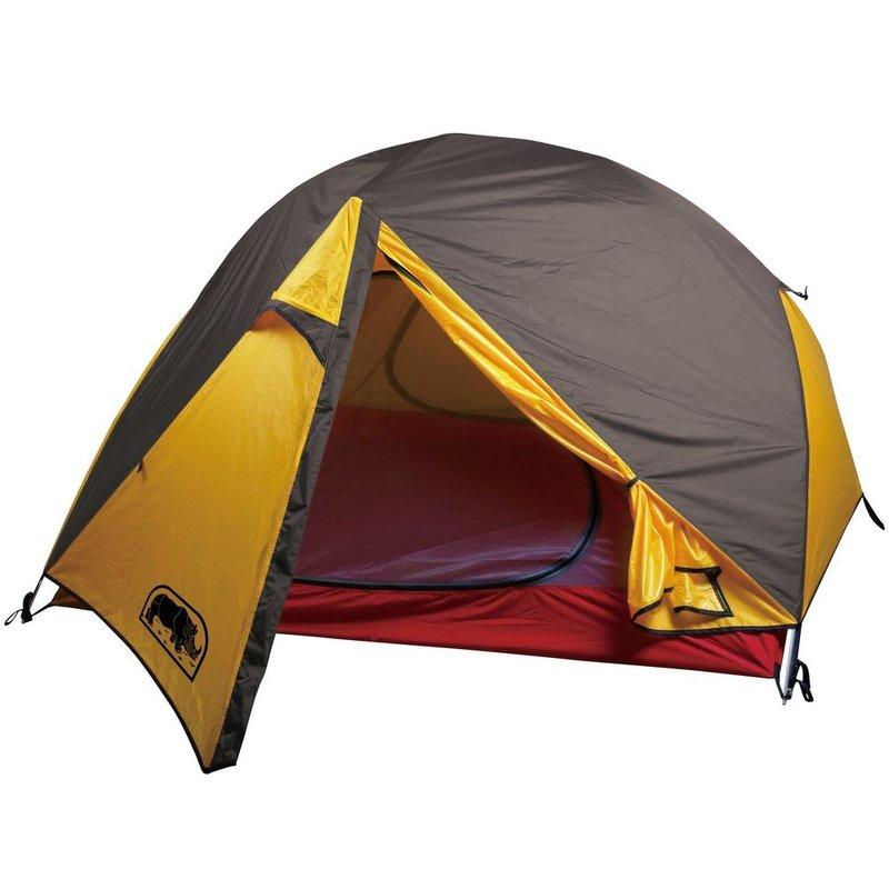 【露營趣】中和 送防水地布手電筒 台製 犀牛 RHINO G-33 鋁柱三人頂級透氣帳篷 二人帳 三人帳 2~3人帳篷