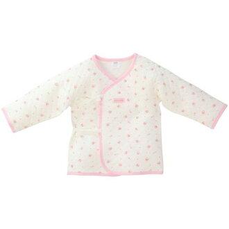 ★衛立兒生活館★【ViVibaby】玫瑰花園超柔紗布肚衣-粉60cm