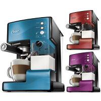 消暑廚房家電到美國OSTER 奶泡大師義式咖啡機 BVSTEM6602 PRO升級版 三色可選 ◤贈咖啡豆◢