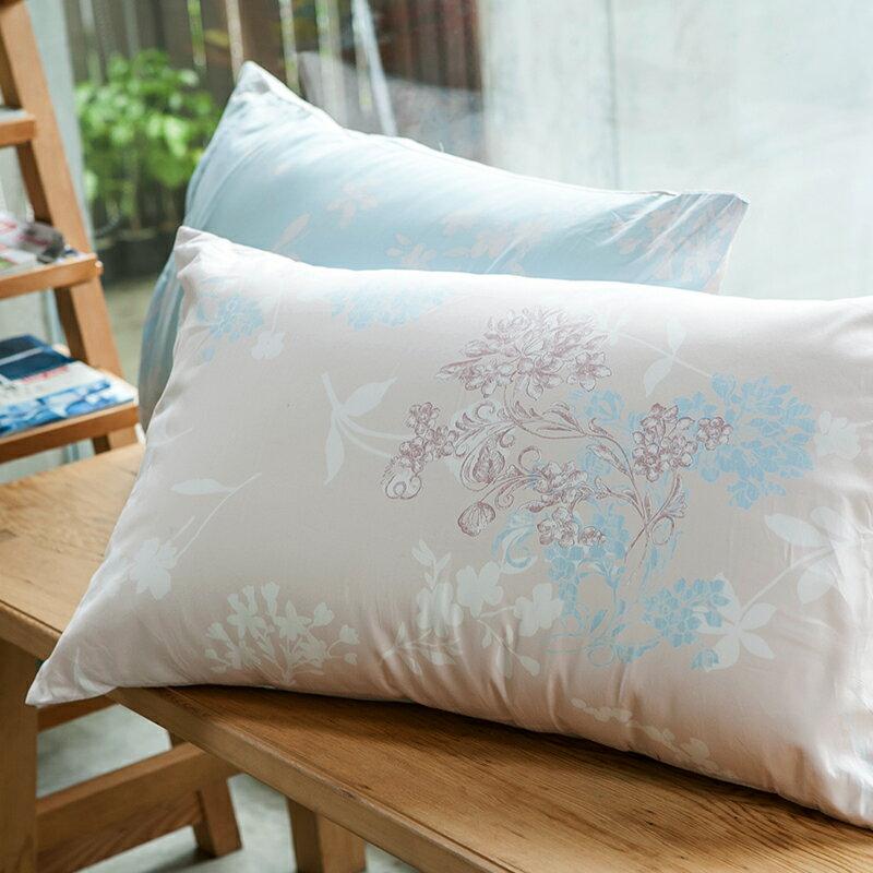 枕套  枕頭套~奇幻不思議~夢遊愛麗絲~美式信封枕套一入,100^%精梳棉,奇妙童話時光,