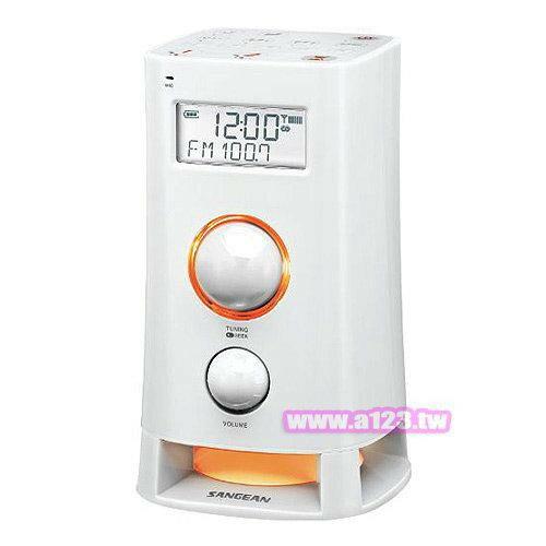 SANGEAN山進 二波段 數位式造型收音機 K-200 (白、紅兩色可選) - 限時優惠好康折扣