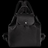 longchamp,longchamp包包推薦推薦到(SMILE) LONGCHAMP Le Pliage Cuir 女士系列粉红色羊皮超小號雙肩包 L1306737018