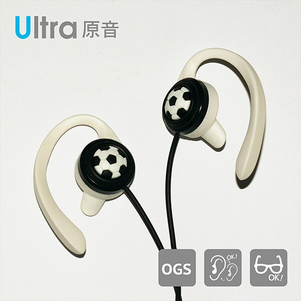 【TOPLAY聽不累】原音無齡耳機 瘋足球 長時舒適聆聽 耳機推薦 H11-B03