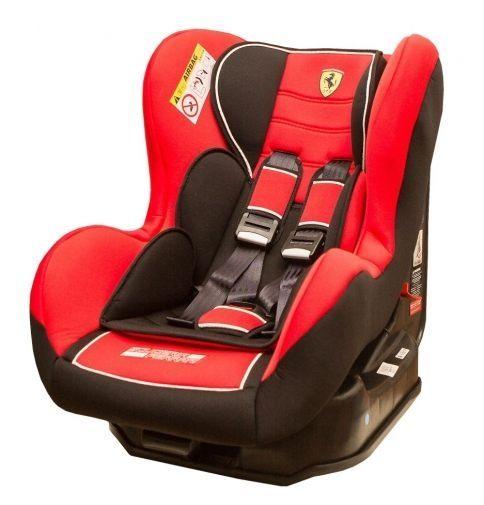 『121婦嬰用品館』 法拉利旗艦0~4歲安全汽座 - 紅色 FB00299 0