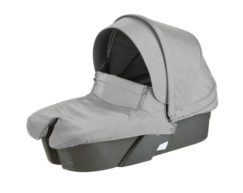 挪威【Stokke】Xplory 經典手推車配件硬殼睡箱-7色 3