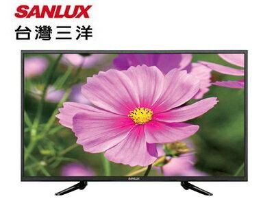 SANLUX 台灣三洋 39吋 LED背光 液晶顯示器 SMT-39MV7 / 預約錄影 / FullHD / LED背光