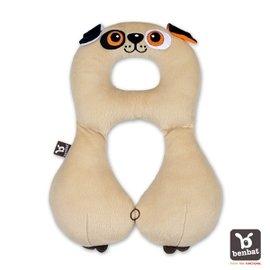 【淘氣寶寶】【以色列Benbat】寶寶旅行頸枕/頭枕 適用4-8 小狗【保證公司貨●品質有保證●非水貨】