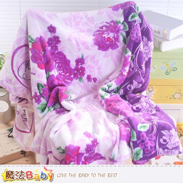 法蘭絨毛毯 150x210cm 四季毯 魔法Baby~w62005
