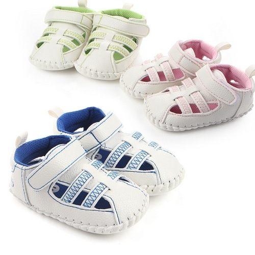 寶寶涼鞋學步鞋軟底防滑嬰兒鞋(11.5-12.5cm)MIY1765好娃娃