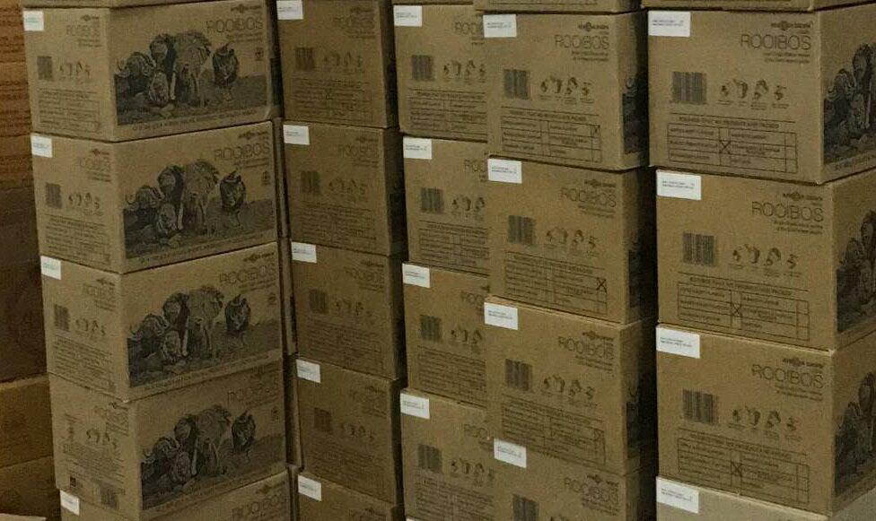 免運+現貨 整箱下單區  可批 非洲晨曦 南非國寶茶-原味(40包/袋) 整箱販售  菜菜子南非代購~
