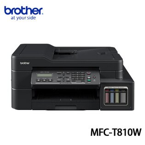 BrotherMFC-T810W原廠大連供高速WIFI傳真事務機