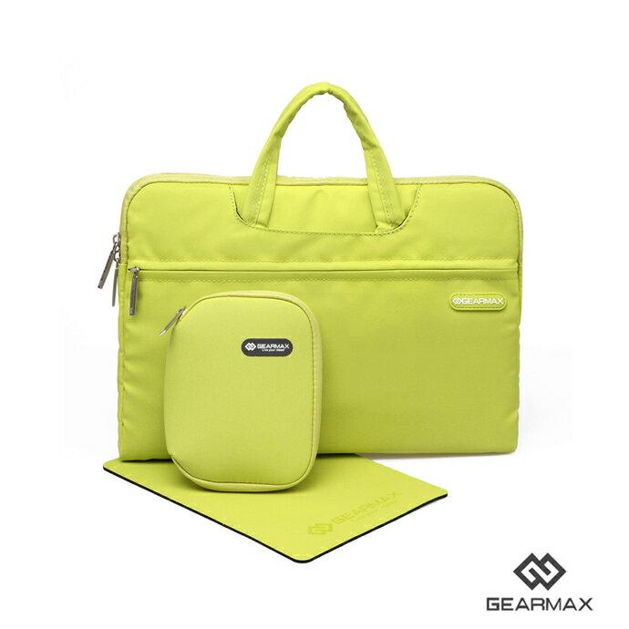 dido shop Gearmax 11.6/ 12吋 輕巧繽紛手提筆電包 子母包 電腦包 (CL195)【預購】