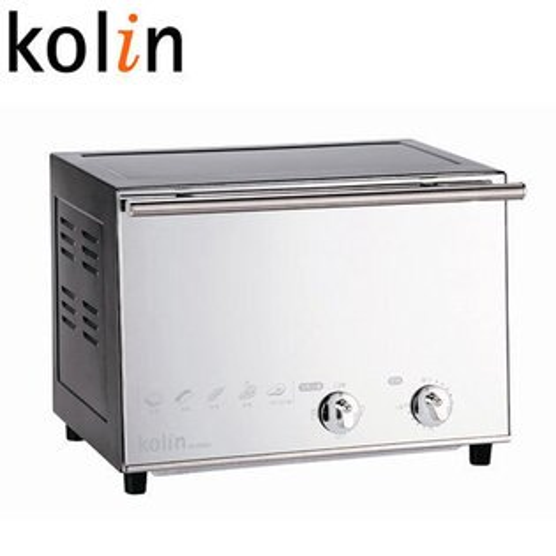 Kolin歌林全方位三段火力鏡面烤箱(9公升)BO-R091