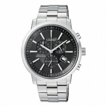 CITIZEN 光動能都會型男腕錶 AT0490-54E