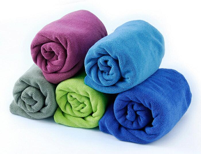 【鄉野情戶外用品店】Sea To Summit |澳洲| Tek Towel 舒適快乾毛巾/快乾毛巾 運動毛巾/ATTTEKXS 【XS號】