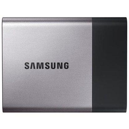 Samsung T3 Portable 250GB SSD USB 3.1 External Solid State Drive MU-PT250B