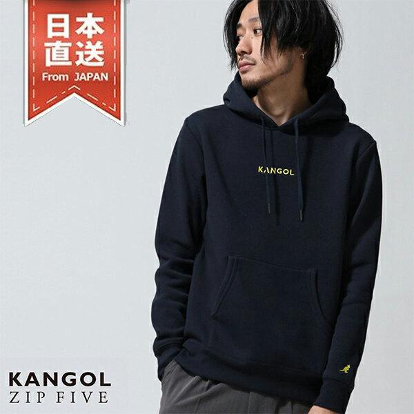 ★台灣現貨 素色帽T KANGOL聯名款 1