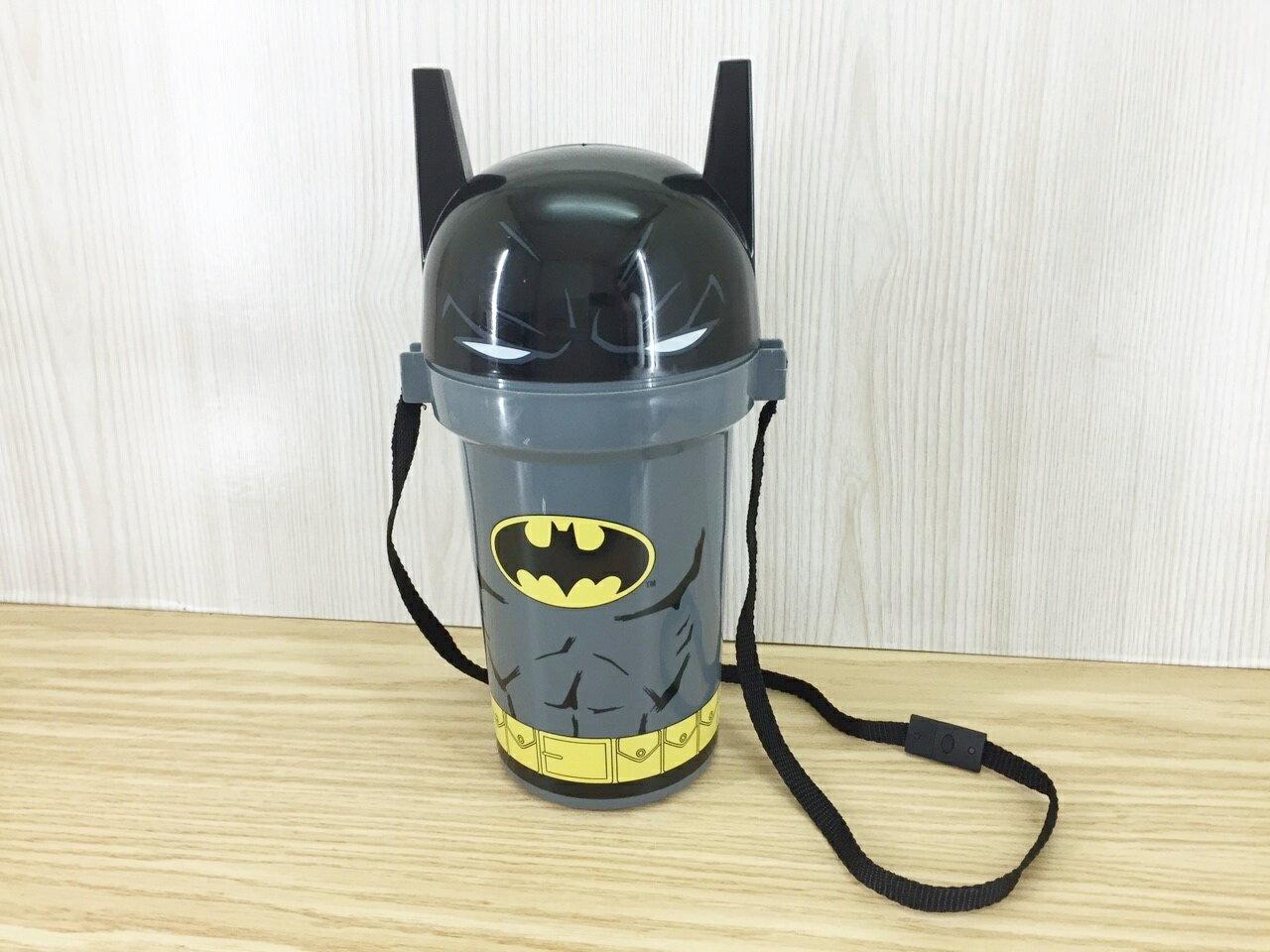【真愛日本】15122900001 樂園限定爆米花筒-蝙蝠俠 BATMAN 英雄 澳洲迪士尼 公仔 收藏品 玩具