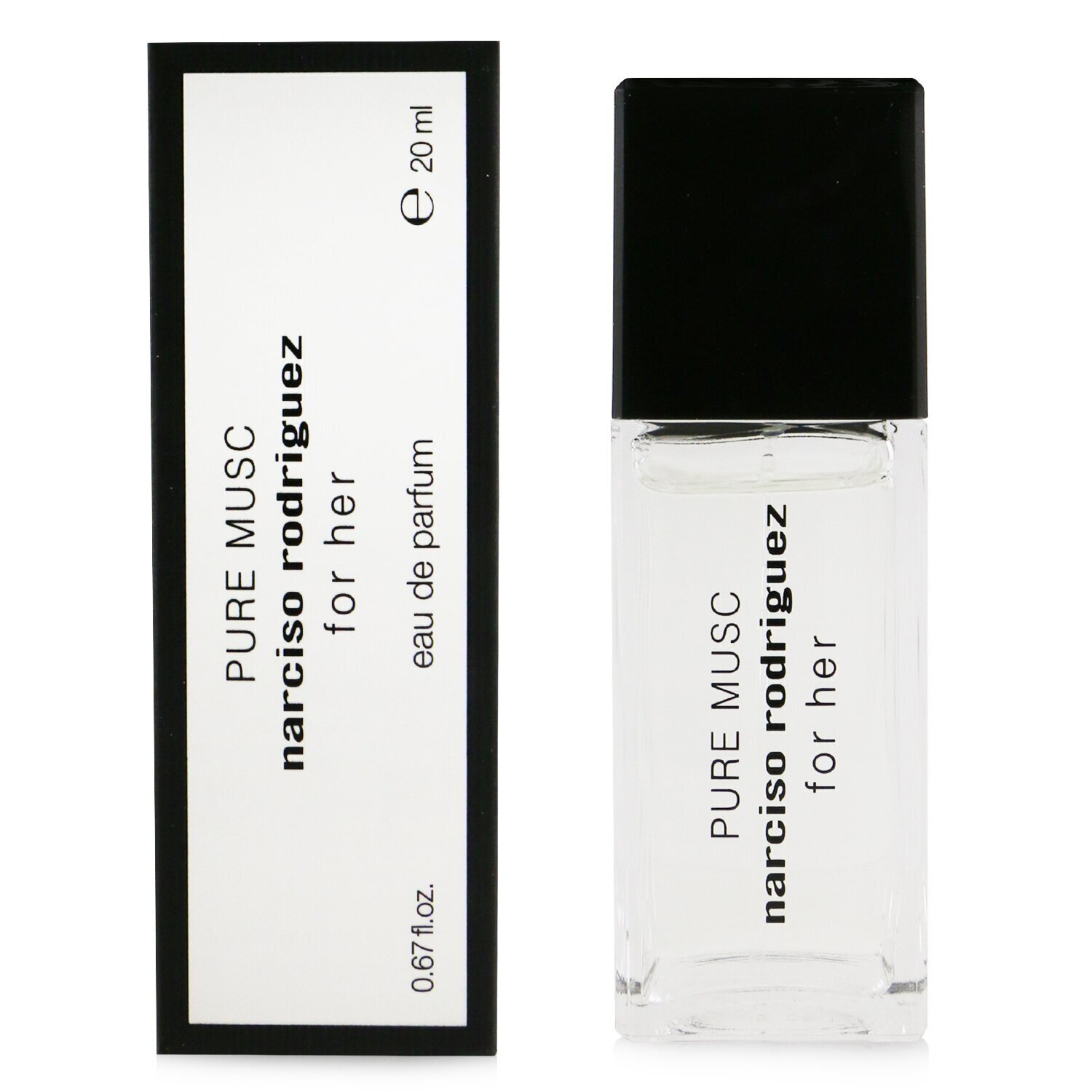 Narciso Rodriguez - Pure Musc For Her淡香水噴霧(限量版2020)