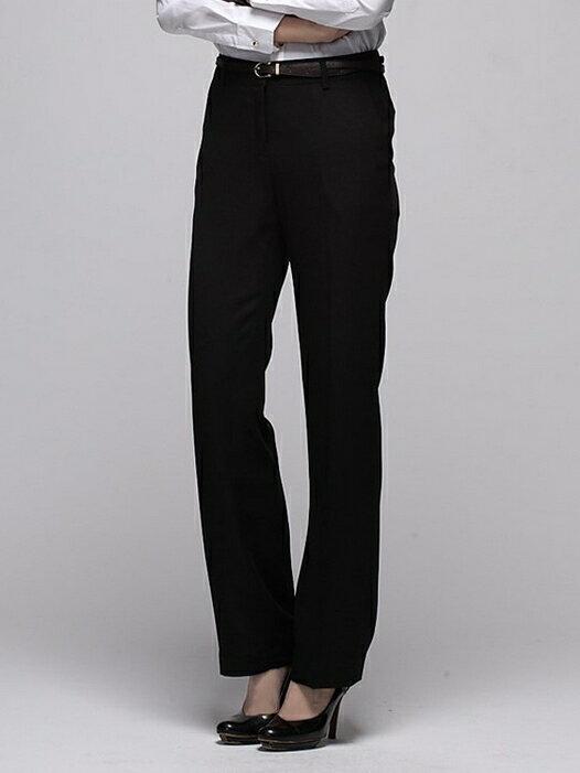 OL女西裝褲,上班族商務黑色西裝褲gp07