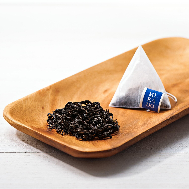MIKADO 立體茶包 - 台茶十八號紅玉紅茶(精裝版)