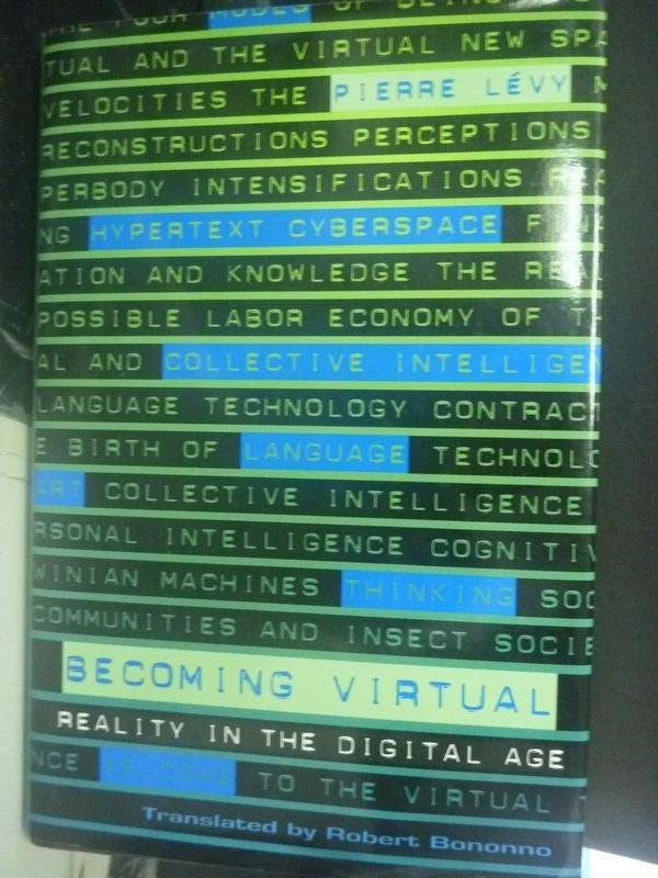 【書寶二手書T4/科學_YHS】Becoming virtual : reality in the Digital Ag