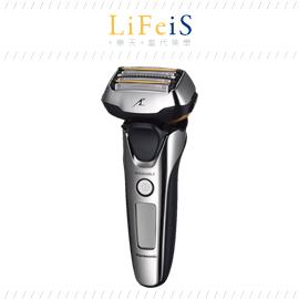 當代美學 日本原裝 國際牌【ES-LV9A】電動刮鬍刀 電鬍刀 3D五刀頭 自動洗淨座 速充
